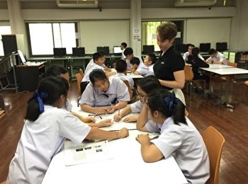 Activities for training skill in English